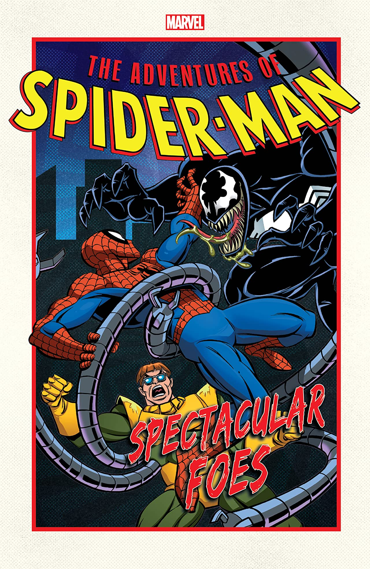 Adventures of Spider-Man: Spectacular Foes