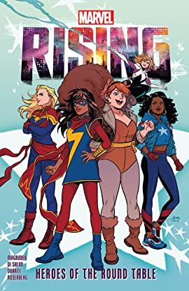 Marvel Rising: Heroes Of The Round Table