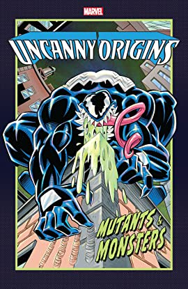 Uncanny Origins: Mutants & Monsters