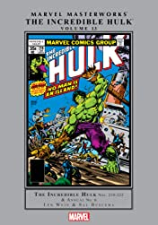 Incredible Hulk Masterworks Tome 13