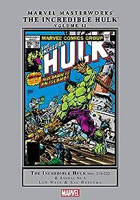 Incredible Hulk Masterworks Vol. 13