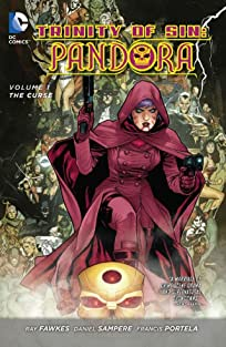 Trinity of Sin: Pandora (2013-2014) Tome 1: The Curse
