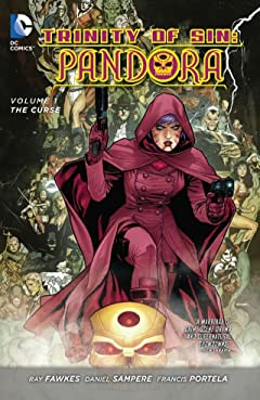 Trinity of Sin: Pandora (2013-2014) Vol. 1: The Curse