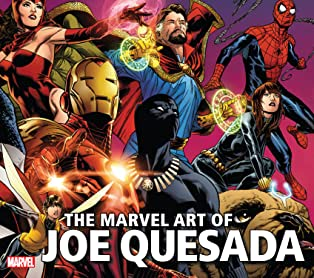 The Marvel Art Of Joe Quesada - Expanded Edition
