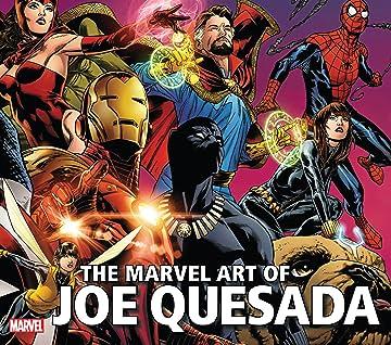The Marvel Art Of Joe Quesada - Expanded Edition