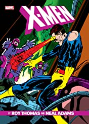 X-Men by Roy Thomas & Neal Adams Gallery Edition