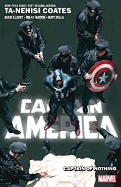 Captain America Tome 2: Captain Of Nothing