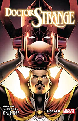 Doctor Strange by Mark Waid Tome 3: Herald
