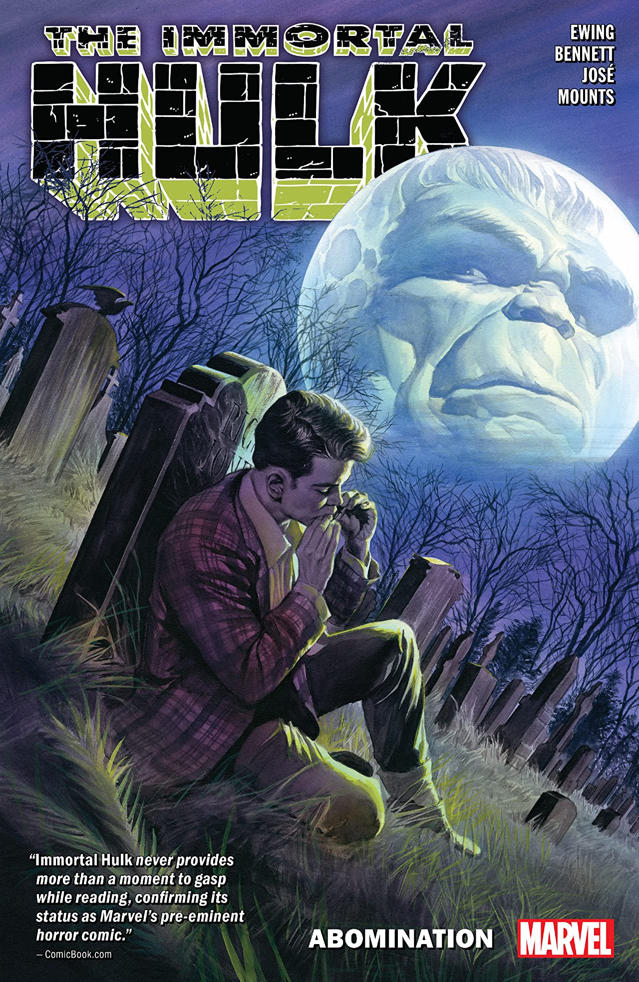 Immortal Hulk Tome 4: Abomination