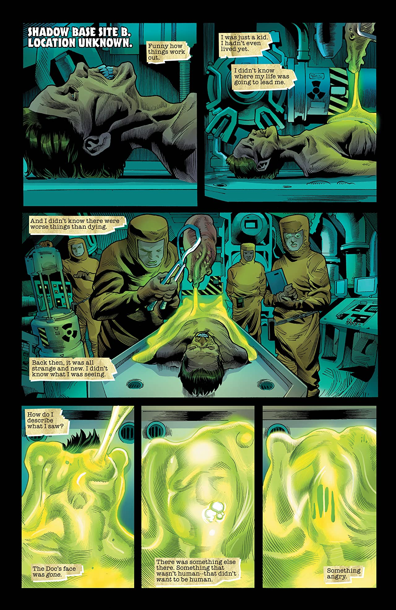 Immortal Hulk Vol. 4: Abomination