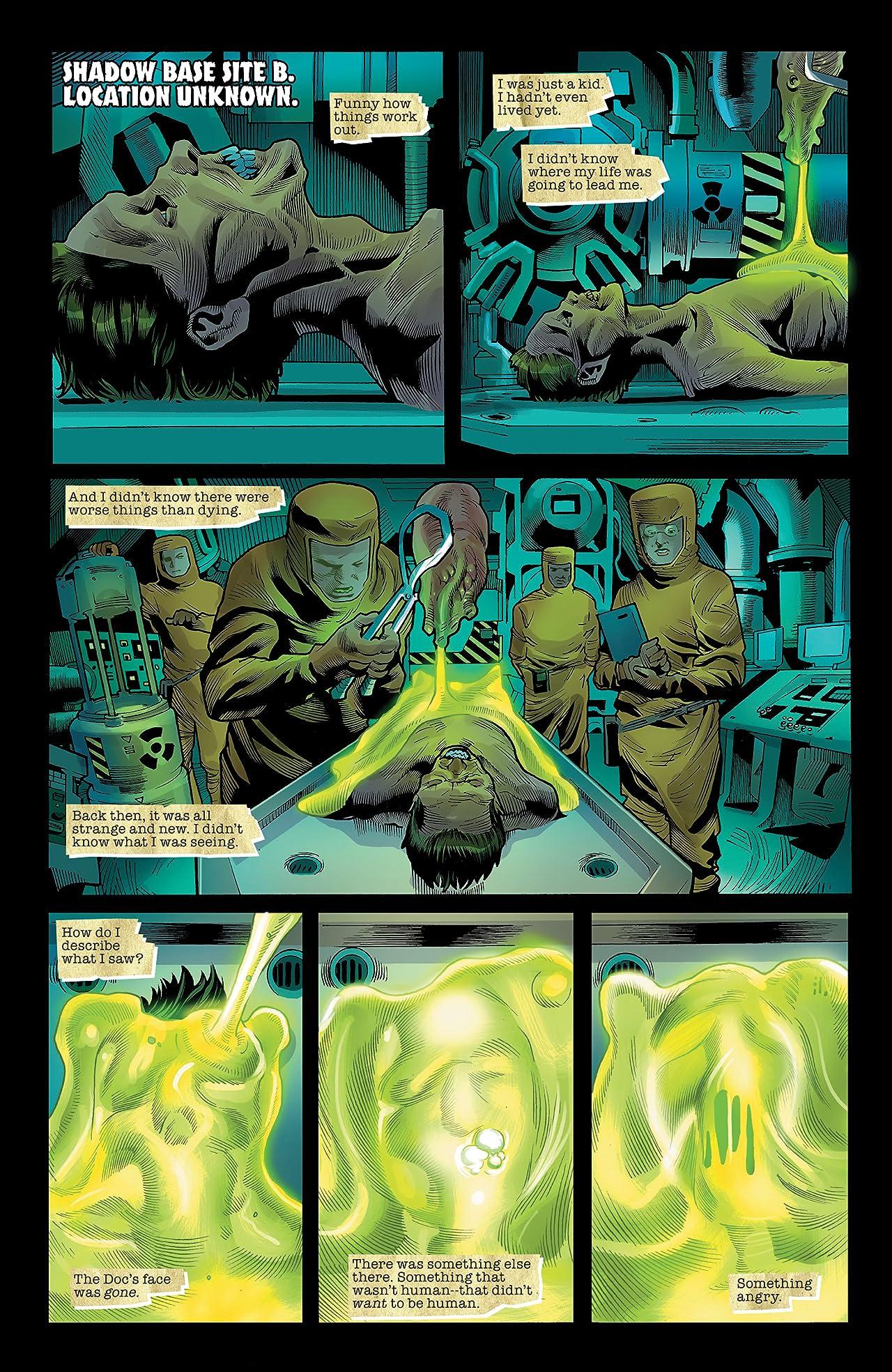 Immortal Hulk Tome 4: Abomination