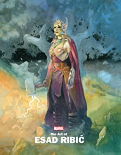 Marvel Monograph: The Art Of Esad Ribic