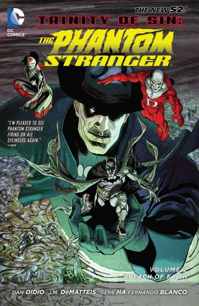 The Phantom Stranger (2012-2014) Vol. 2: Breach of Faith
