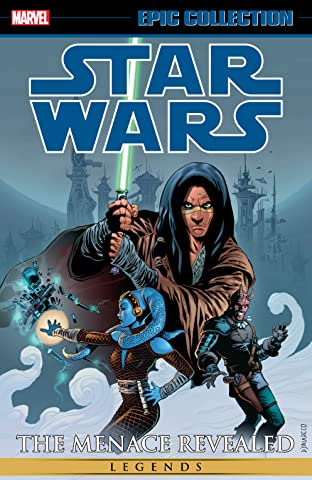 Star Wars Legends Epic Collection: The Menace Revealed Tome 2