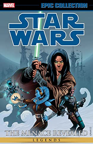 Star Wars Legends Epic Collection: The Menace Revealed Vol. 2
