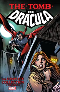 Tomb of Dracula: The Complete Collection Tome 3