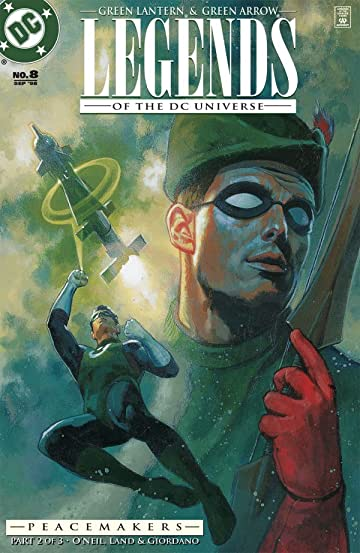 Legends of the DC Universe #8