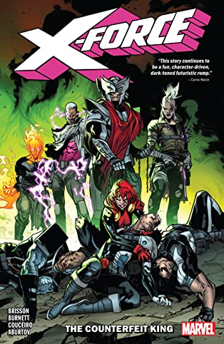 X-Force Vol. 2: The Counterfeit King