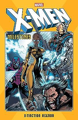 X-Men Milestones: X-Tinction Agenda