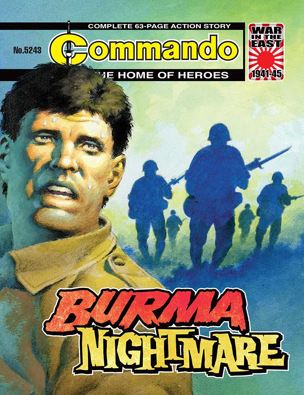 Commando #5243: Burma Nightmare