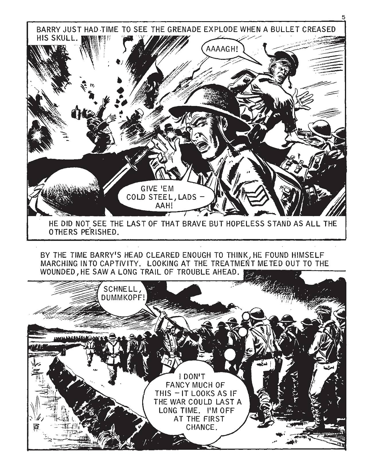 Commando #5244: Betrayed!