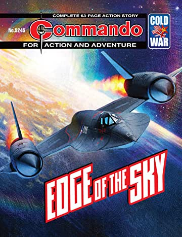 Commando No.5245: Edge Of The Sky