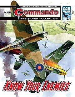 Commando #5246: Know Your Enemies