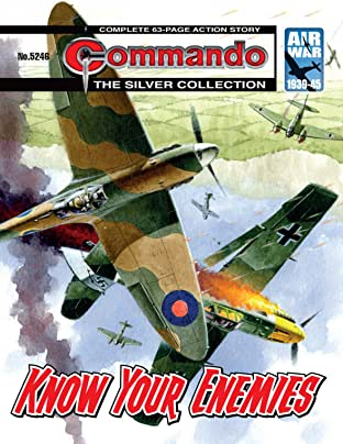 Commando No.5246: Know Your Enemies