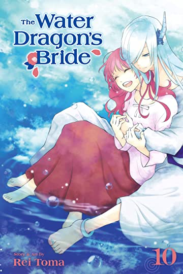 The Water Dragon's Bride Vol. 10