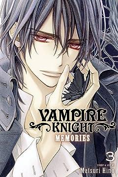 Vampire Knight: Memories Vol. 3