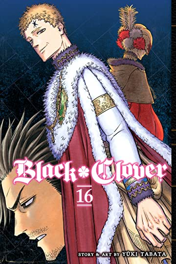 Black Clover Vol. 16: An End And A Beginning