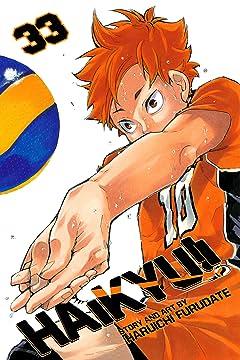 Haikyu!! Vol. 33: Monsters' Ball