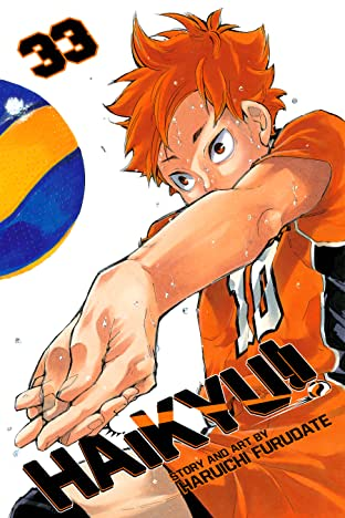 Haikyu!! Vol. 33: Monsters' Ball