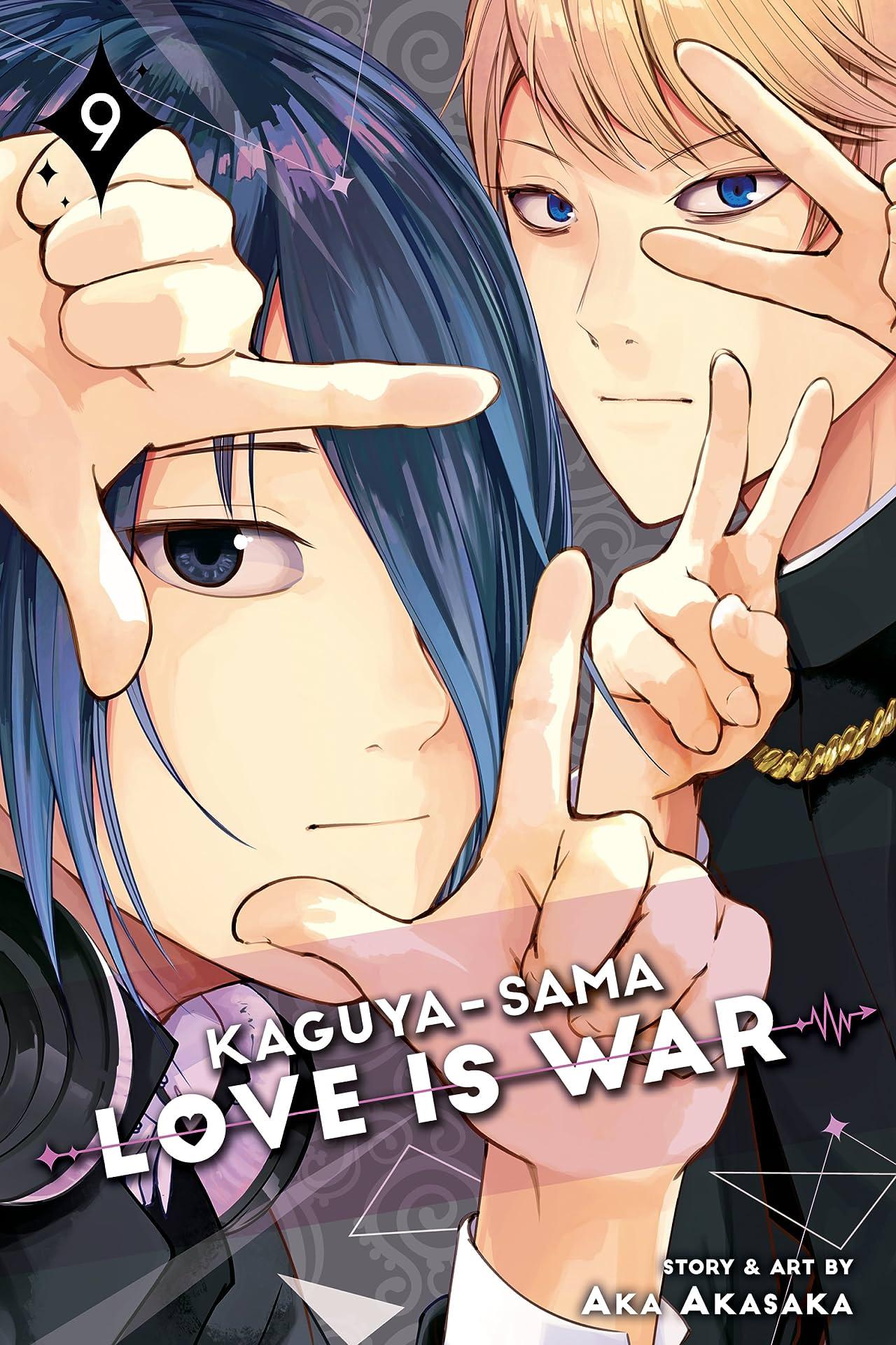 Kaguya-sama: Love Is War Vol. 9