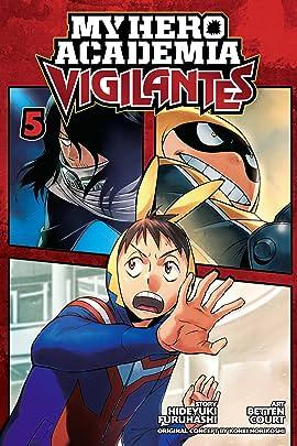 My Hero Academia: Vigilantes Vol. 5