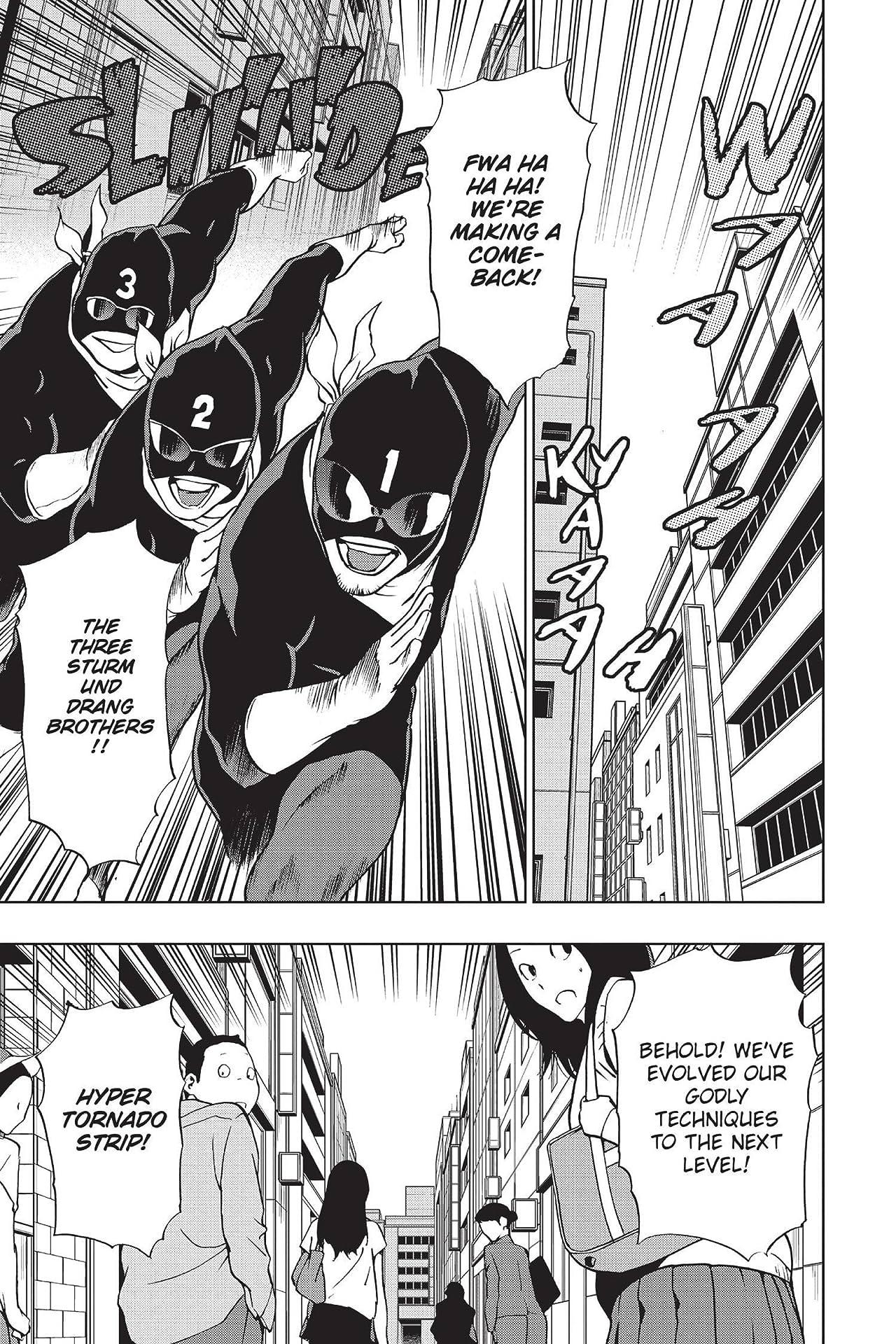 My Hero Academia: Vigilantes Tome 5