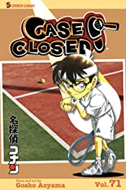 Case Closed Tome 71: THE GAME IS AFOOT