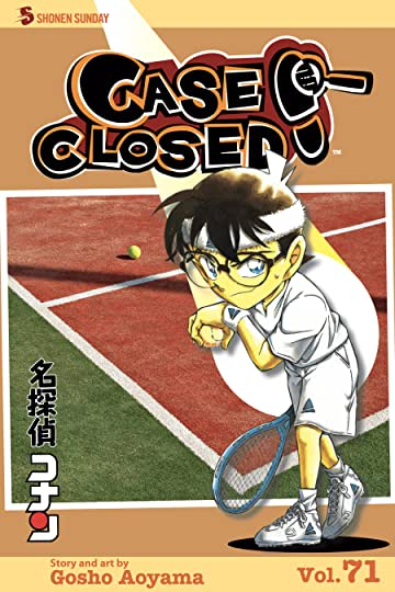 Case Closed Vol. 71: THE GAME IS AFOOT