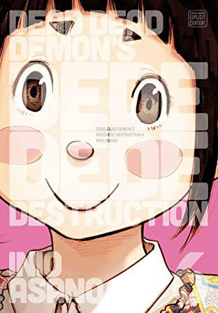Dead Dead Demon's Dededede Destruction Tome 6