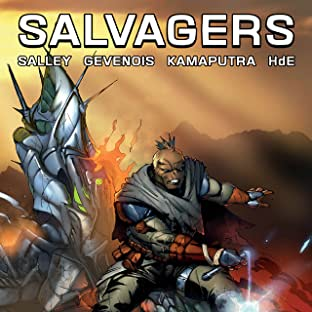 Salvagers Tome 2: The Wreck Raiders
