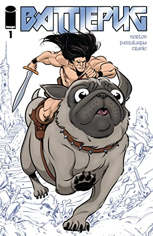 Battlepug No.1