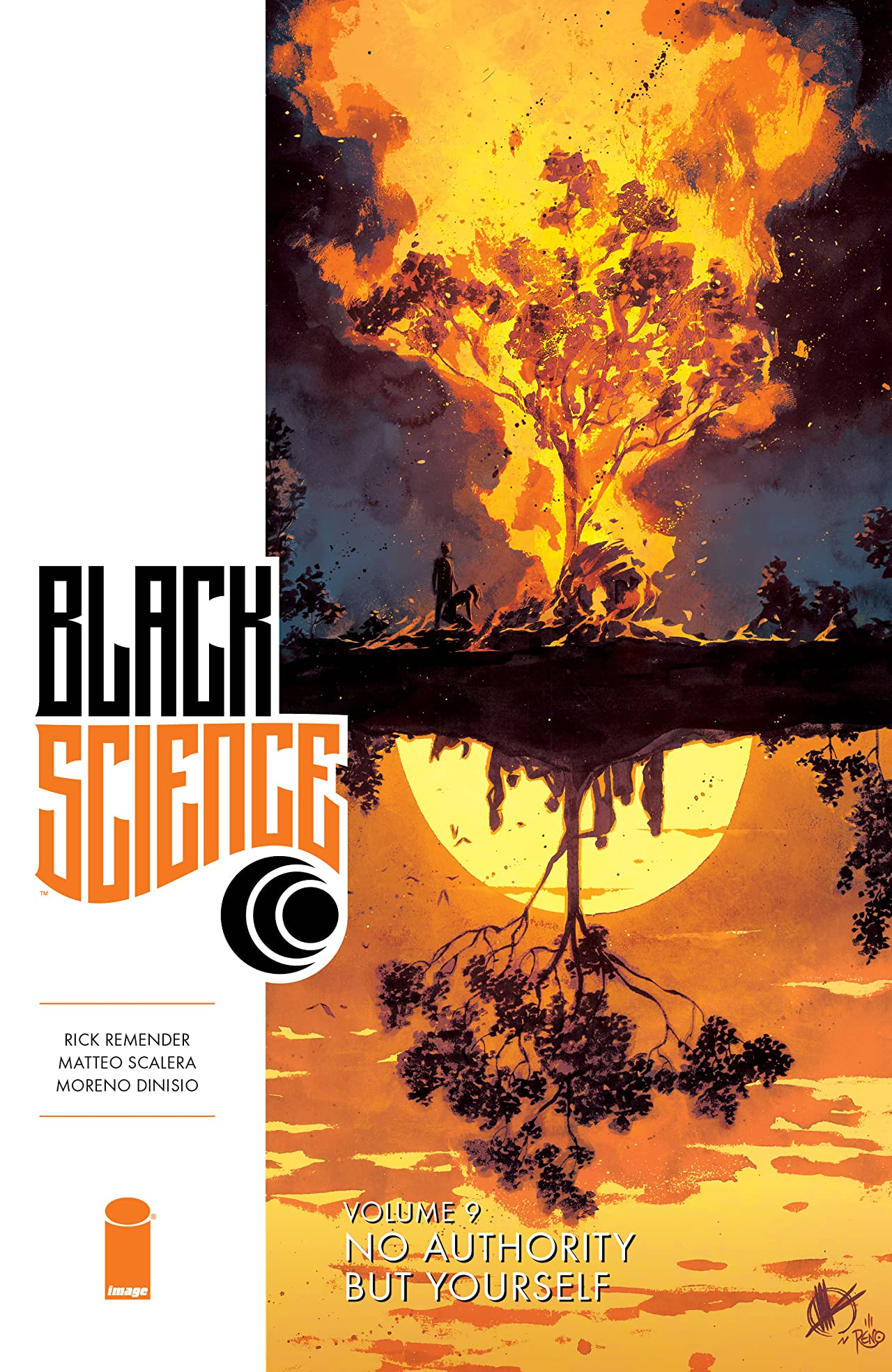 Black Science Vol. 9: No Authority But Yourself