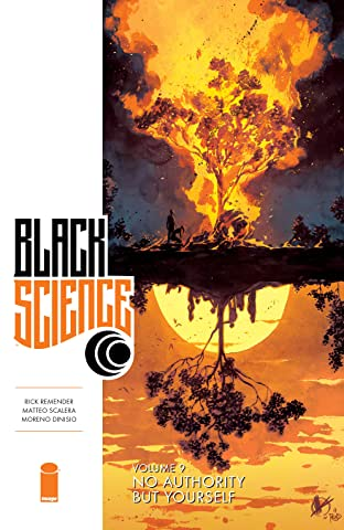 Black Science Tome 9: No Authority But Yourself