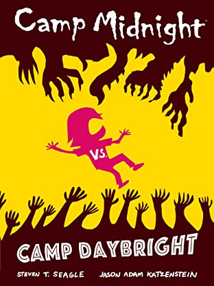 Camp Midnight Tome 2: Camp Midnight Vs. Camp Daybright