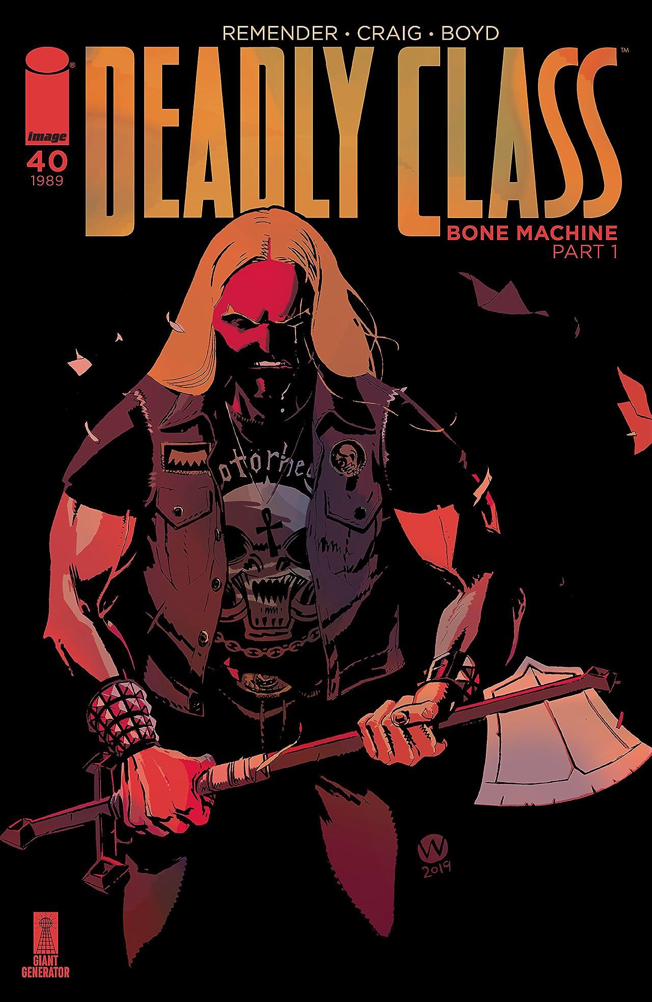 Deadly Class #40
