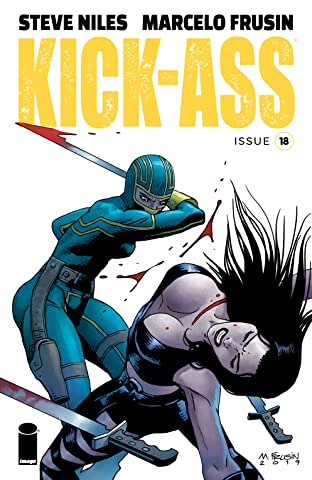 Kick-Ass No.18