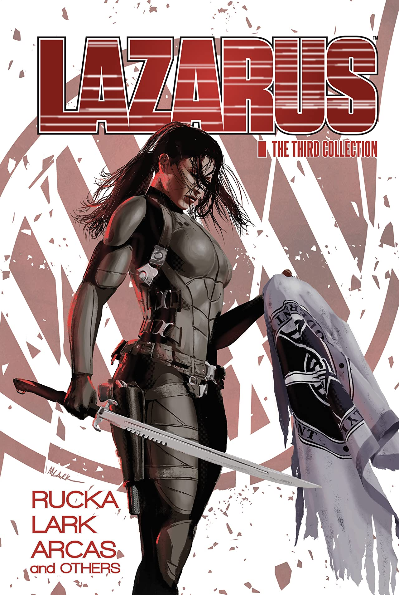Lazarus: The Third Collection Vol. 3