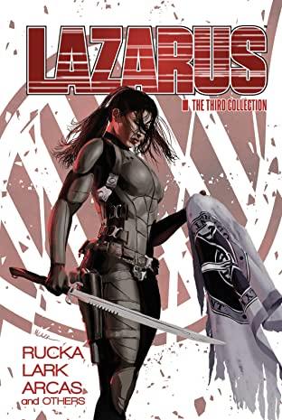Lazarus: The Third Collection Tome 3
