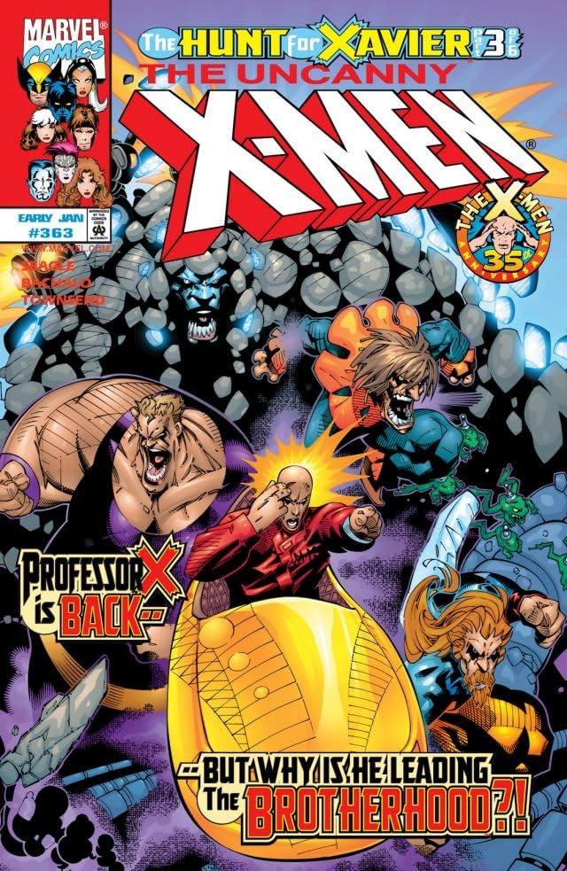 Uncanny X-Men (1963-2011) #363