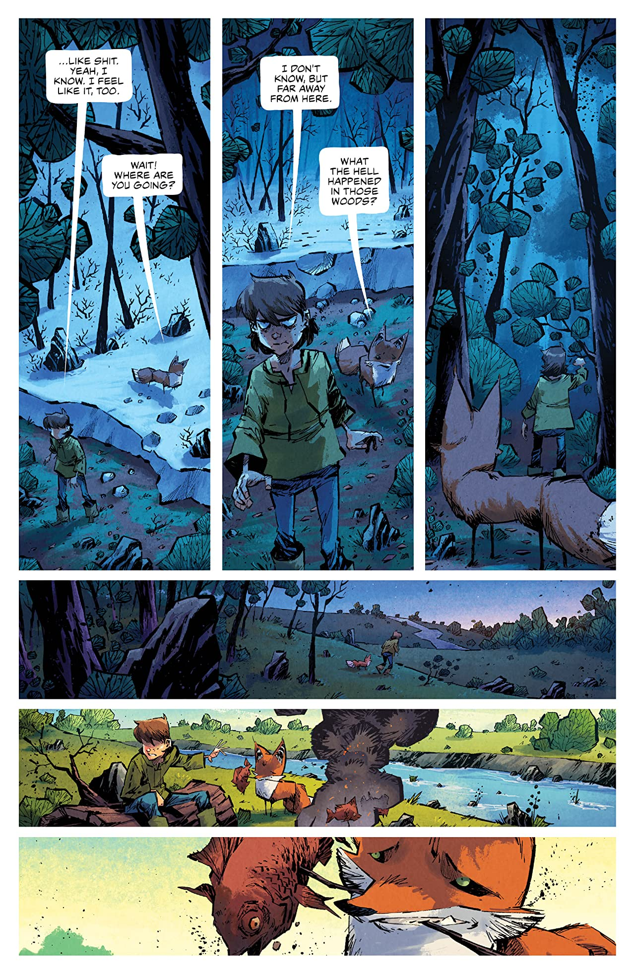 Middlewest #11